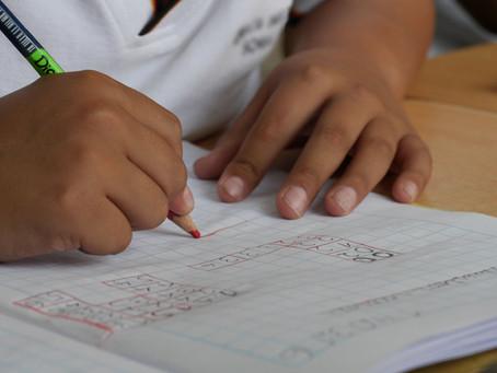 下左右傻傻分不清,孩子經常出現寫反字的情況該如何改善?