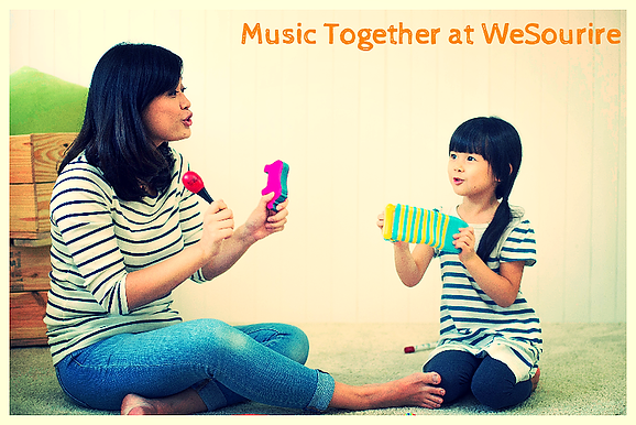 Music Together at WeSourire / 大安區