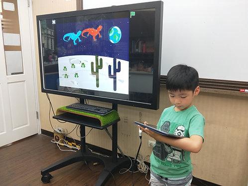 猿創力程式設計學校 / 大安區、信義區、士林區
