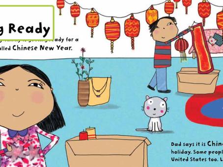 農曆春節習俗知多少?5本精選中英文童書,讓孩子長知識、過好年!