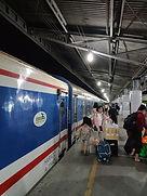 越南臥鋪火車