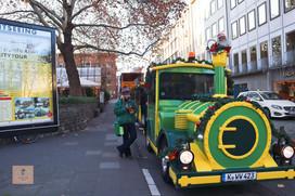 德國-西部 親子自由行 科隆(Köln)內城區的4大之最