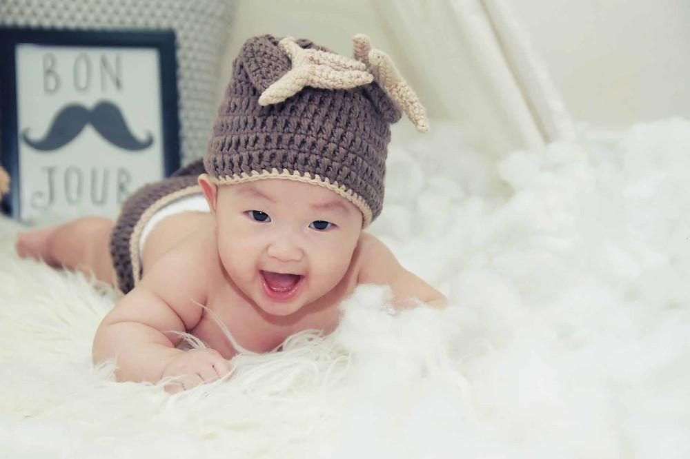 7~9個月寶寶發展