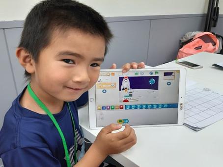 Mini Coder1程式冬夏令營(國小1~2年級)|台北、新北、桃園、新竹、台中、高雄
