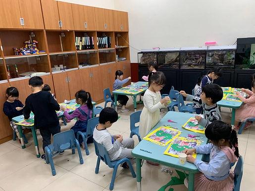新北市私立艾法薇爾幼兒園