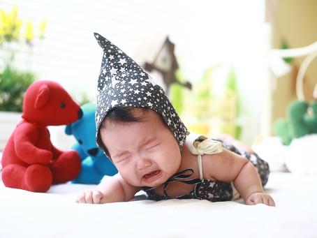 掌握3大前兆,寶寶輕鬆學會翻身。