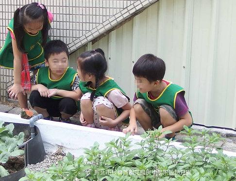 新北市板橋區國光國民小學附設幼兒園