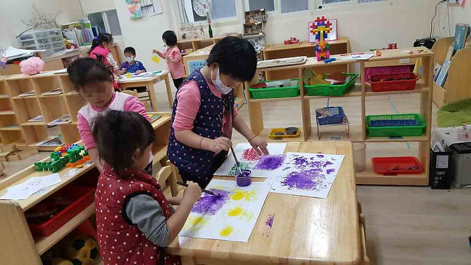 新北市新月非營利幼兒園