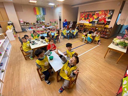 新北市私立卡兒堡幼兒園