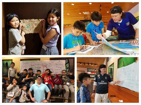 歡樂英語領袖營-五天四夜(8~13歲)|南投