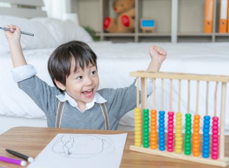 孩子被動、缺乏自信,多半與『問題解決能力』有關!