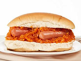 cachorro-quente-com-salsichas-e-chucrute