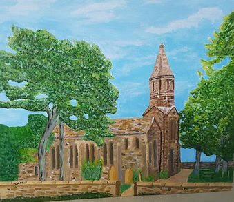 Christines Painting of Church.jpg