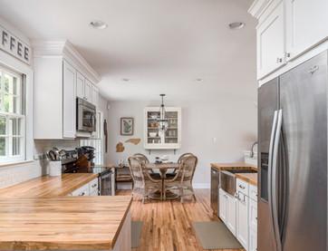 Huntingtowne Kitchen + Dining Room