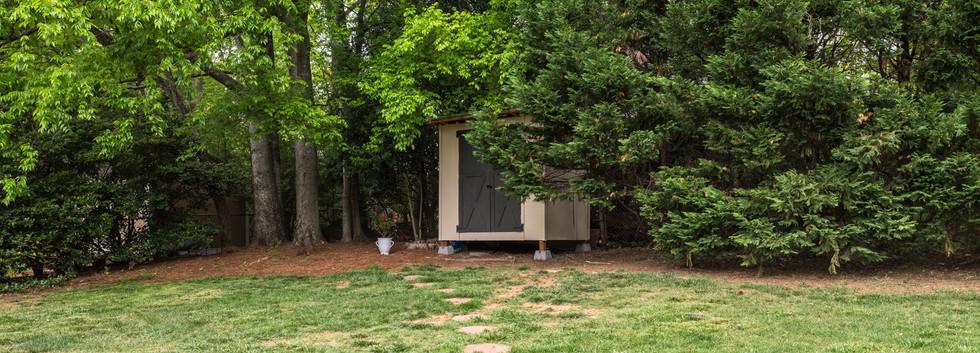 Huntingtowne Backyard