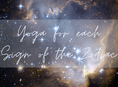 Yoga for each Sign of the Zodiac