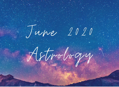 June's Astrology Check In