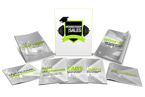 Membership Sales Program