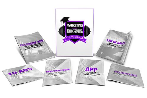 Marketing Sales Program