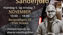 Velkommen til åpningsdager i Sandefjord!