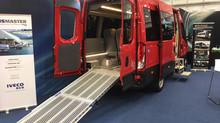 Vi er på plass med messestand på Busworld i Kortrijk.