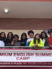 Premium English Summer Camp 2021