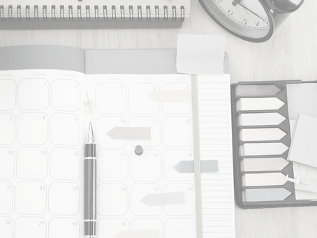 Marie's Favorite Supplies to Stay Organized During the Admissions Season and Beyond