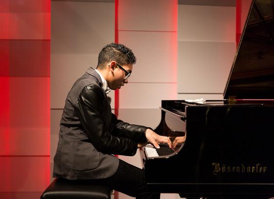 Soirée de Vienne - Piano Recital. /   Soirée de Vienne - Klavierrecital.