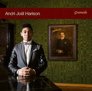 Andri Joël Harison - Musician | CD Cover