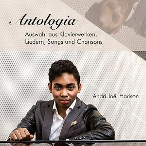 Andri Joël Harison - Antologia | CD Cover