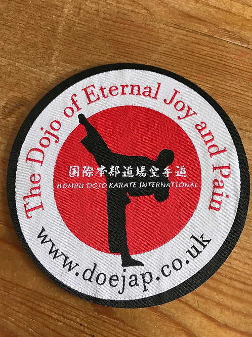 The DOEJAP Badge / Patch
