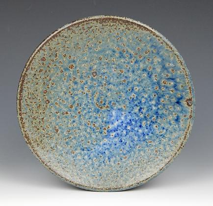 Blue Plate Set (2) # 1