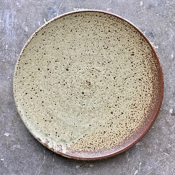 Dinner PLate 10%22and 11%22 plate, ASh G