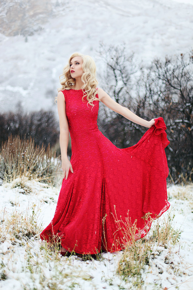ConfiDance Couture: Ballroom Dancing Gowns Made to Inspire Confidence