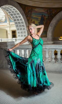Emerald Elegance Smooth