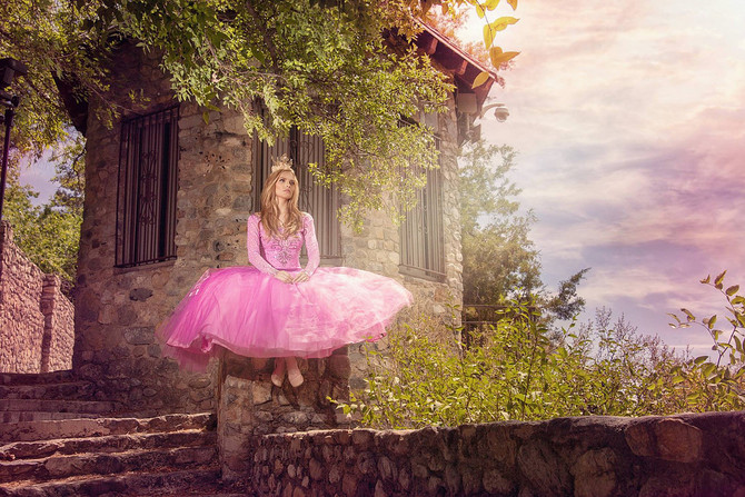 Gowns that Inspire: A Gown Fit for a Princess
