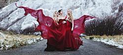 Custom Ballroom Dance Dresses