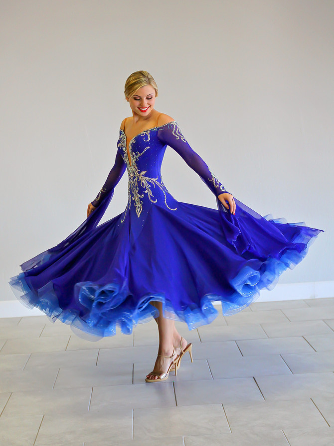 How to Get the Right Look for a Ballroom Dancing Competition