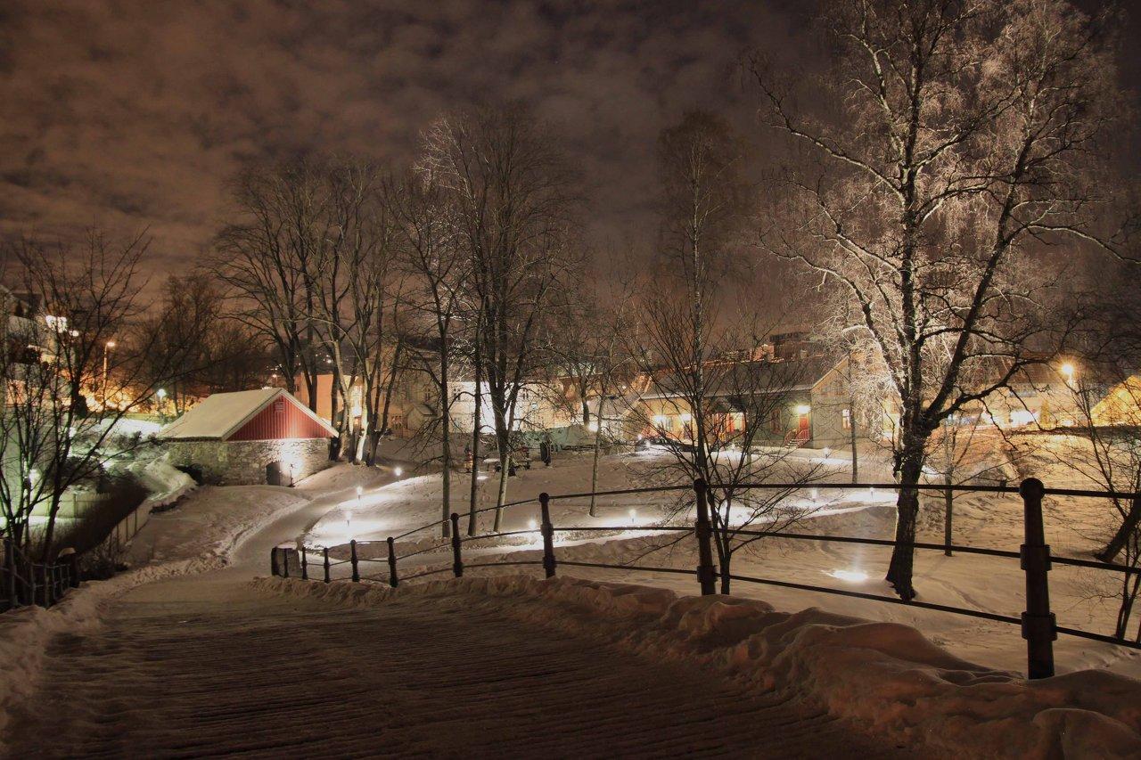 Sandvika 14 feb 2010