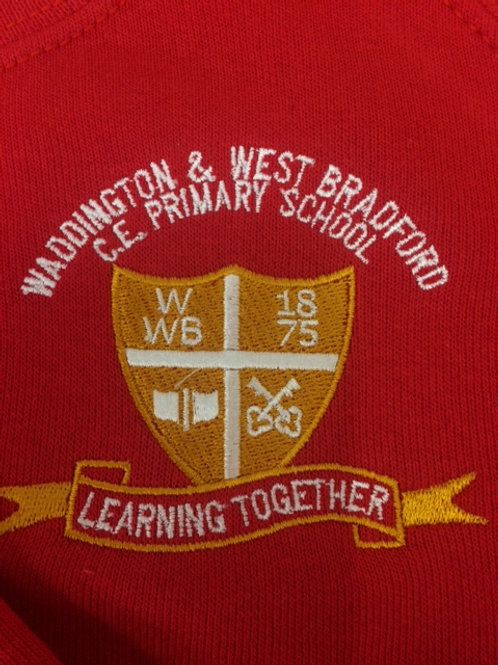 Waddington & West Bradford School Sweatshirt