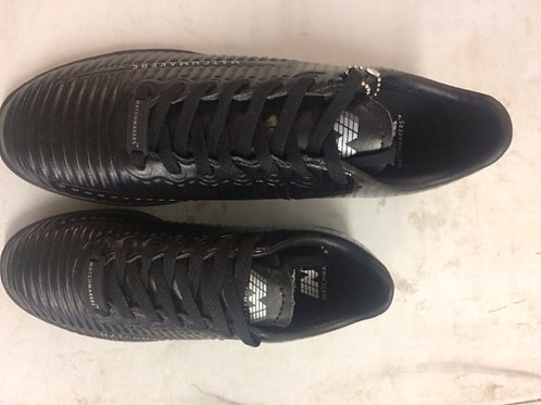 Matchmakers black non mark sole trainers