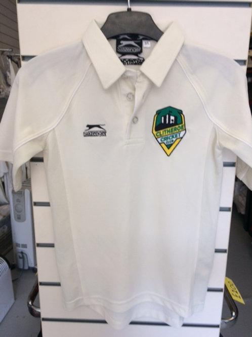 Slazenger Cricket top age 5 to 6
