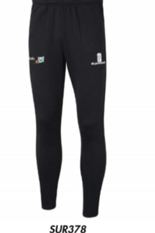 Tech Fitted Track Pants