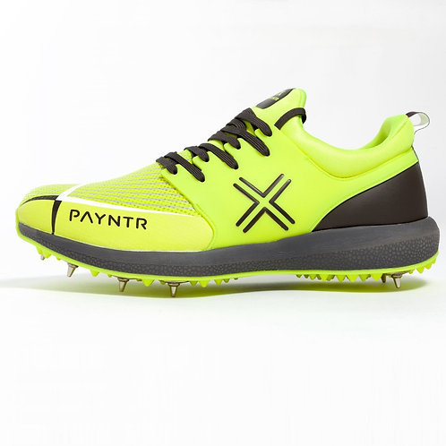 PAYNTR T20 REBEL SPIKE - YELLOW & BLACK