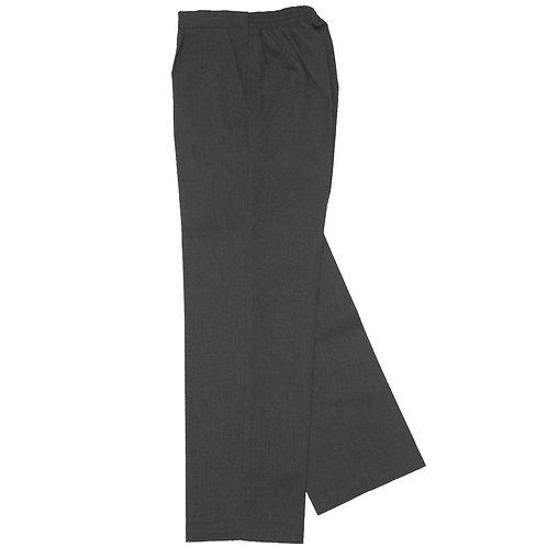 Grey Junior Boys Trousers