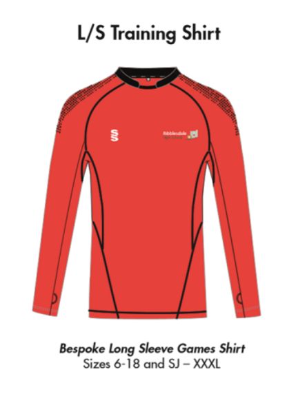 Long Sleeved Training Shirt