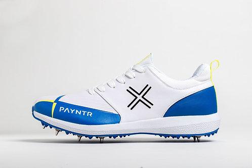 PAYNTR V SPIKE (ADULT) - WHITE & BLUE