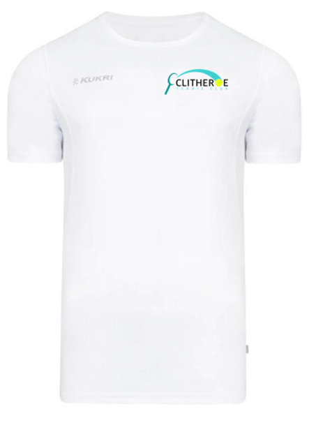 Clitheroe Tennis Tee Shirt