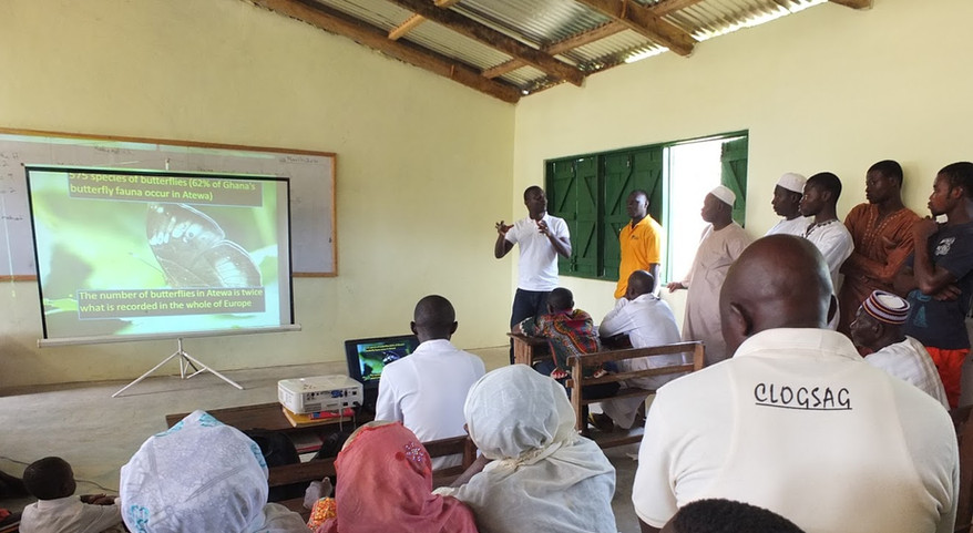 Caleb Ofori at community Outreach_2014.J