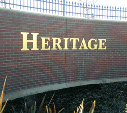 Heritage Wall Brass